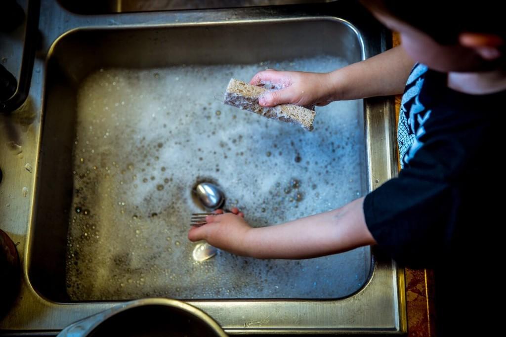 Szybkie zmywanie